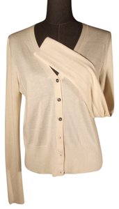 Tory Burch Inez Cardigan Silk Cashmere Sweater