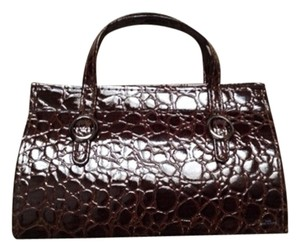 Other Croco Handbag Eyeglass Case