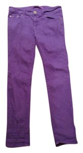 PINK Straight Leg Jeans-Medium Wash