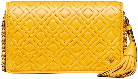 Preload https://item3.tradesy.com/images/tory-burch-fleming-flat-wallet-daylily-leather-cross-body-bag-10342837-0-3.jpg?width=440&height=440