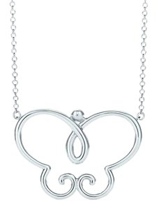 Tiffany & Co. Villa Paloma Butterfly Necklace