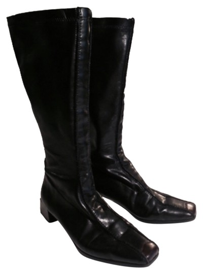 Preload https://item4.tradesy.com/images/rieker-black-brown-accent-on-toe-anti-stress-comfortable-stretch-bootsbooties-size-us-6-regular-m-b-10343878-0-1.jpg?width=440&height=440