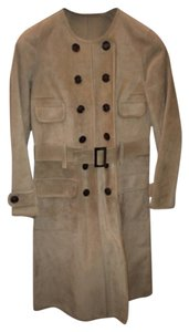 Louis Vuitton Nwt Double Breasted Trench Military Style Trench Coat