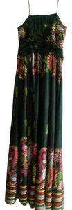 MULTI FLORAL Maxi Dress by Rubber Ducky Productions, Inc. Maxi