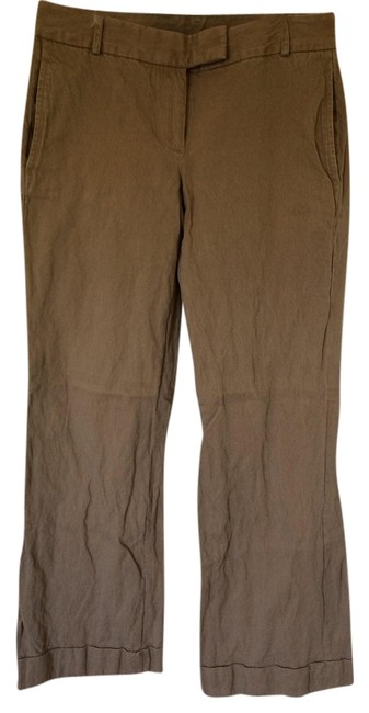 J.Crew Relaxed Pants Khaki