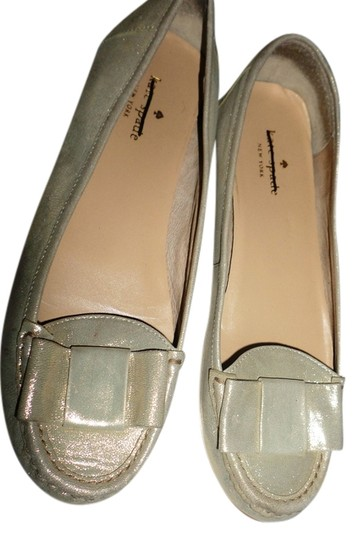 Preload https://item2.tradesy.com/images/kate-spade-gold-flats-size-us-10-regular-m-b-10348981-0-1.jpg?width=440&height=440