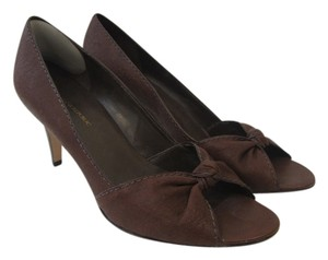 Banana Republic Chocolate Brown Mules