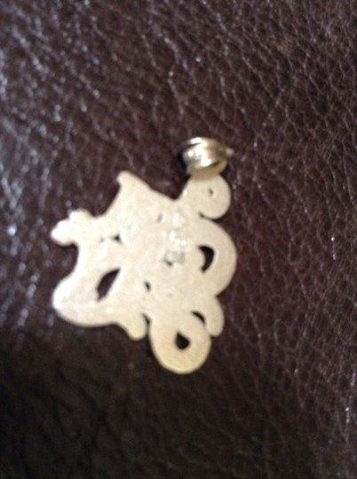 Other Sterling Silver I Can Fly Cheer Charm