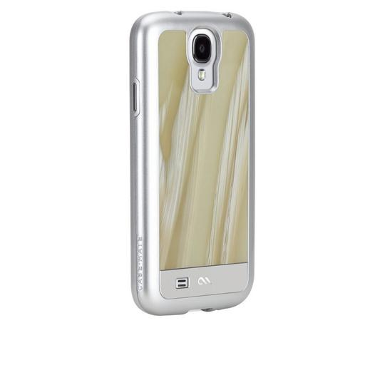Case-Mate Case-Mate Crafted White Horn Acetate Samsung Galaxy S4 case