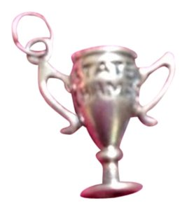 Other Sterling Silver Custom State Champ Cup Charm