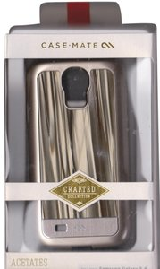 Case-Mate Case-Mate Crafted Pewter Horn Acetate case Samsung Galaxy S 4
