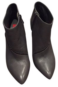 Saks Fifth Avenue Grey Boots