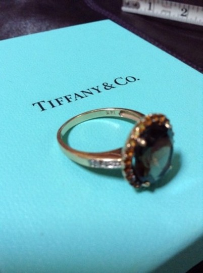 Other 14k Topaz And Citrine Size 8 Ring
