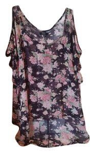 Millau Sheer Cold Top Floral
