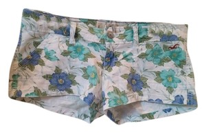 Hollister Mini/Short Shorts Floral