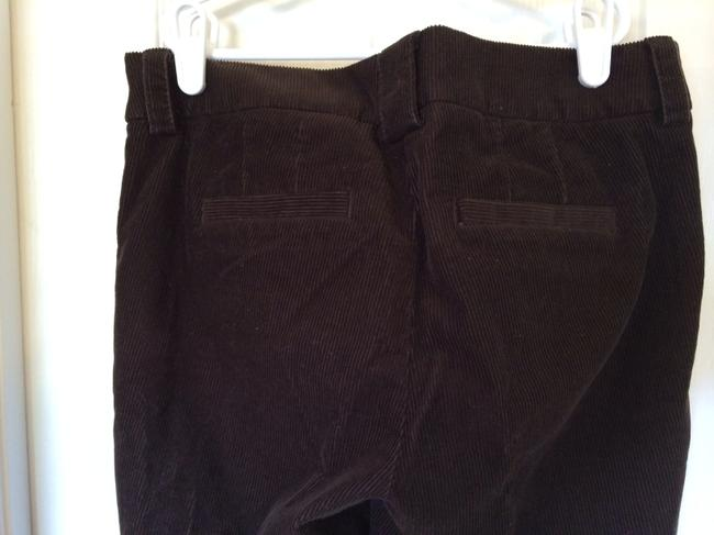 J.Crew Boot Cut Pants Chocolate Brown