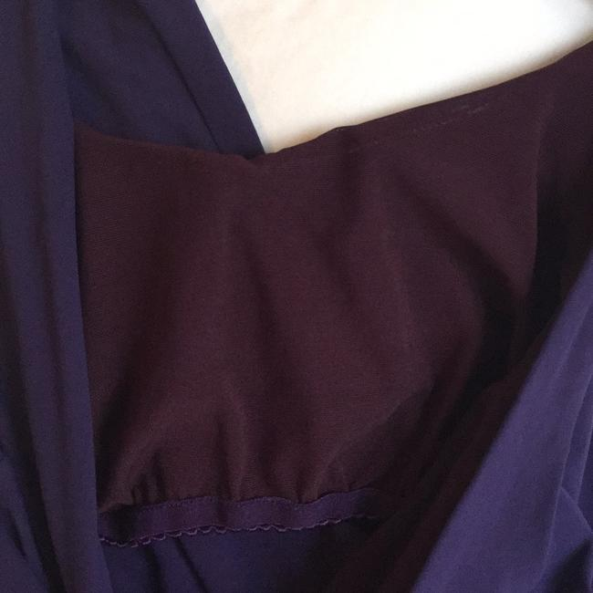 Nicole Miller Top Purple