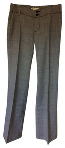 Banana Republic Trouser Pants Black, White, and Blue Houndstooth