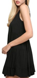 Brandy Melville short dress Black Jada on Tradesy