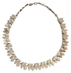 Vintage Coro Leaf Necklace RARE