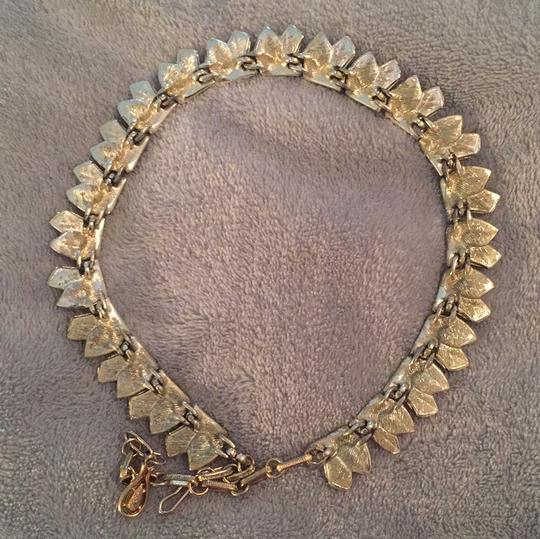 Other Vintage Coro Leaf Necklace RARE