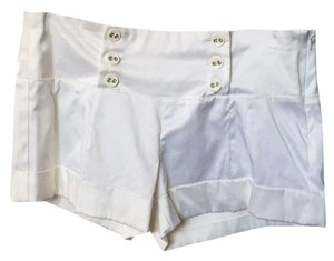 Candie's Mini/Short Shorts White