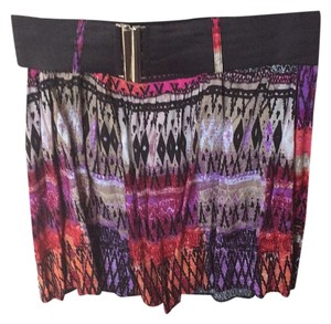 Tracy Evans Mini Skirt