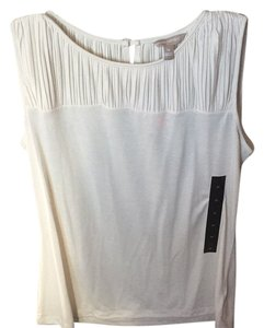 Banana Republic Top Off white