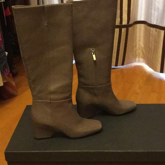 Calvin Klein Collection Pumice ( light brown) Boots