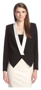 Haute Hippie Black and White Blazer