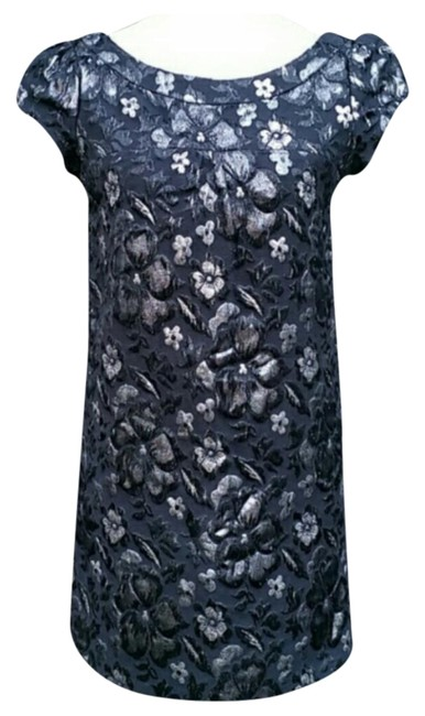 Preload https://img-static.tradesy.com/item/10353055/necessary-objects-silverblack-brocade-lbd-above-knee-night-out-dress-size-8-m-0-1-650-650.jpg