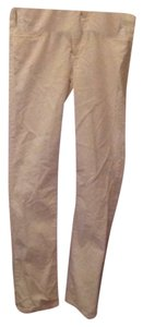 J.Crew Skinny Pants Cream