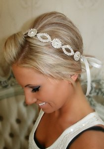 Crystal Rhinestone Bridal Wedding Headband