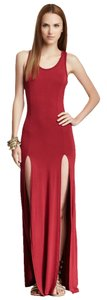 Red Maxi Dress by American Twist