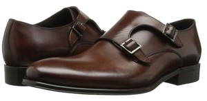 To Boot New York Mens Brown Leather Formal