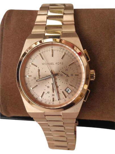 Preload https://item1.tradesy.com/images/michael-kors-rose-gold-channing-ladies-mk5927-watch-10355455-0-11.jpg?width=440&height=440