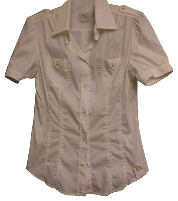 Preload https://item1.tradesy.com/images/white-button-down-top-size-4-s-10356895-0-1.jpg?width=400&height=650