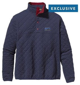 Patagonia Diamond Quilt Snap-T(R) Pullover