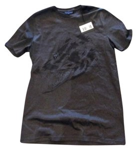 Lanvin T Shirt Charcoal