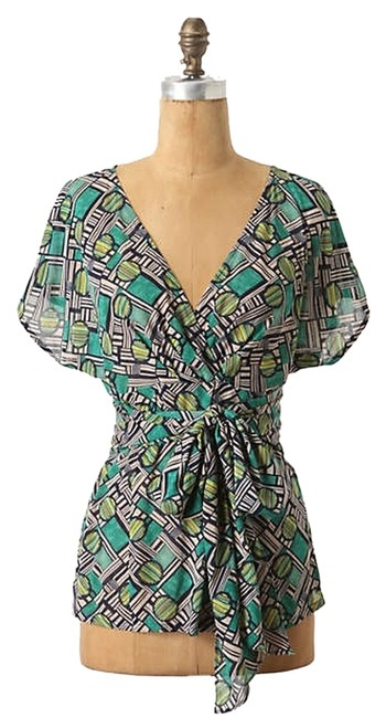 Preload https://item2.tradesy.com/images/anthropologie-odille-graphic-framework-blouse-size-6-s-10358581-0-1.jpg?width=400&height=650