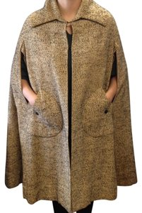 Van Eden Tweed Fall Cape