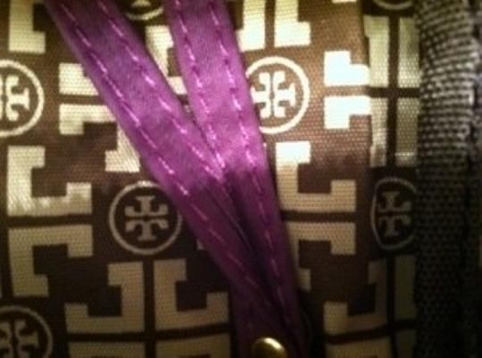 Preload https://item2.tradesy.com/images/tory-burch-purplegold-cosmetic-bag-1036-0-0.jpg?width=440&height=440