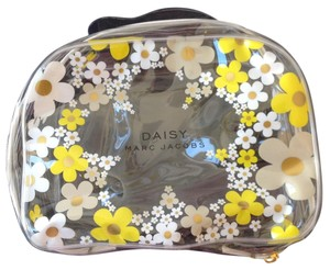 Marc Jacobs Transparent, white and yellow Travel Bag