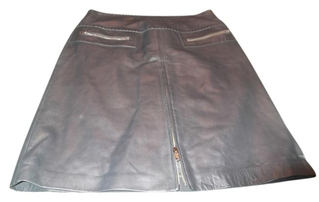 Preload https://item5.tradesy.com/images/cache-leather-dark-gray-soft-thick-leather-like-new-size-4-s-27-10360714-0-3.jpg?width=400&height=650