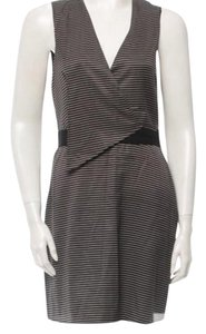 3.1 Phillip Lim short dress Black & white on Tradesy