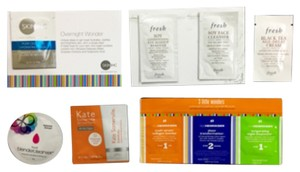 Fresh 8-Piece Trial size Skin Care Assortment