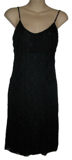 Preload https://item4.tradesy.com/images/ax-armani-exchange-black-a-line-spaghetti-straps-u-neckline-knee-length-cocktail-dress-size-4-s-10362358-0-1.jpg?width=400&height=650