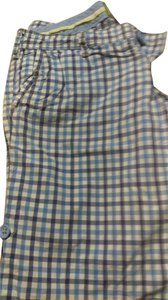 American Eagle Outfitters Bermuda Shorts Plaid