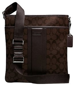 Coach Heritage Cross Body Bag