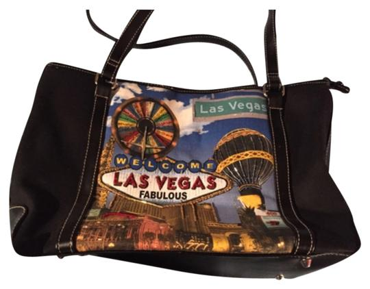 Las Vegas Beaded Purse Shoulder Bag